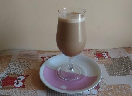Milkshake al cappuccino!!!