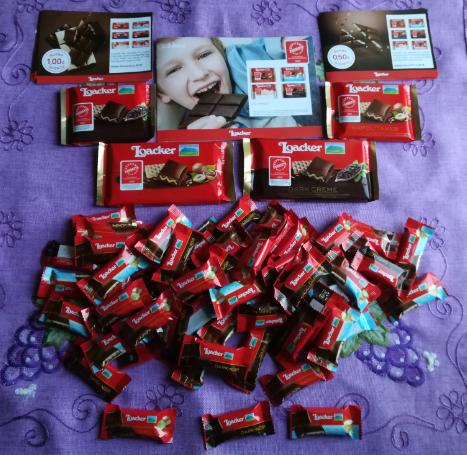 Loacker cioccolato!!!