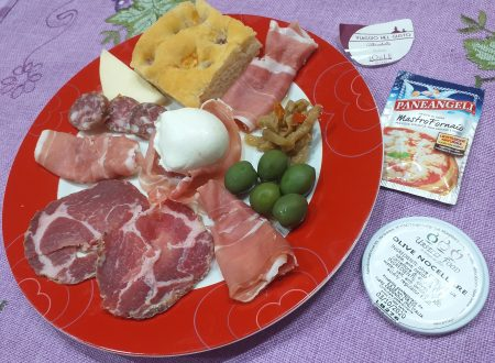 Antipasto all'italiana!!!