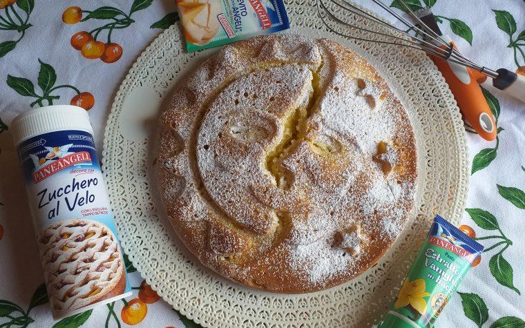 Torta soffice all'arancia!!!