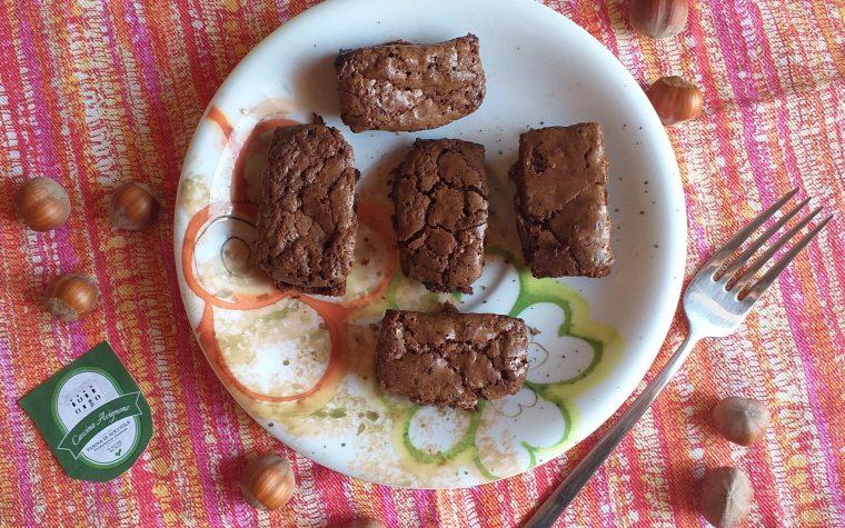 Brownie alla nocciola!!!