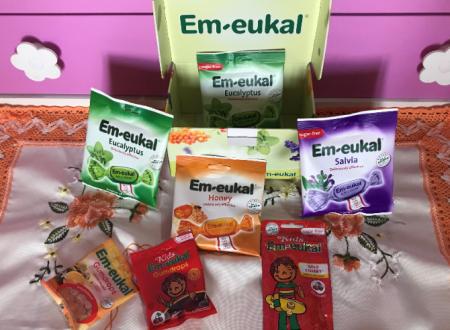 Em-Eukal, le caramelle per la tosse, buone e naturali!!!