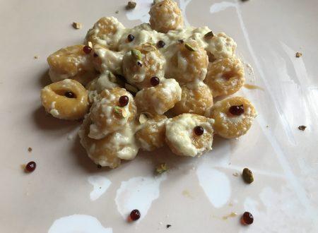 Gnocchi alla fontina e aceto balsamico!!!