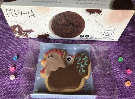 Il mondo di Laura ed i suoi biscotti artigianali!!!