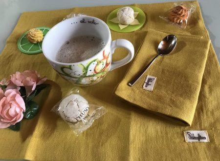 Pataglino ed il suo set di colazione in lino!!!