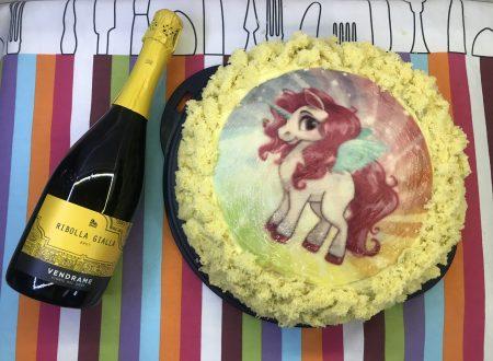 Torta Mimosa!!!