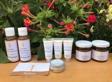 Mellonia, i vari prodotti di questa apicoltura moderna!!!