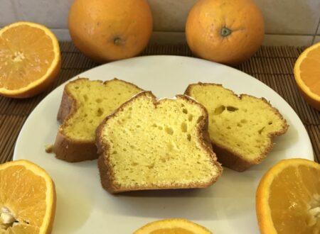 Ciambella all'arancia!!!