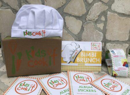 KidsCookit di Maggio!!!